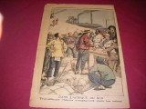 Le Petit Parisien. Supplement Litteraire Illustre, Dimanche 17 aout 1902, numero 706 + Le Petit Journal. Supplement illustre. Dimanche 21 aout 1904, numero 718