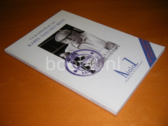LAURENS HEIJ (VOORWOORD) - Catalogus 79 Uit de bibliotheek van Karel van het Reve