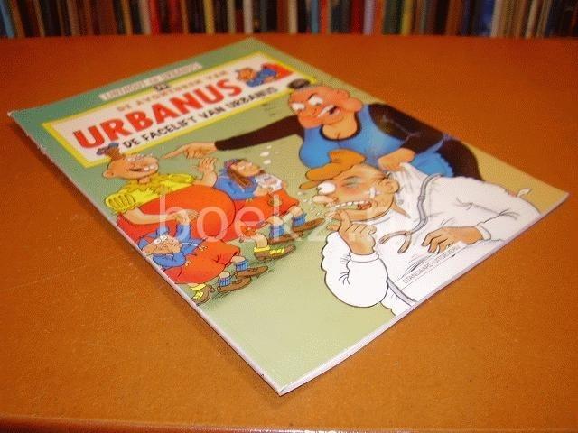 LINTHOUT EN URBANUS - De Avonturen van Urbanus 78 - De Facelift van Urbanus