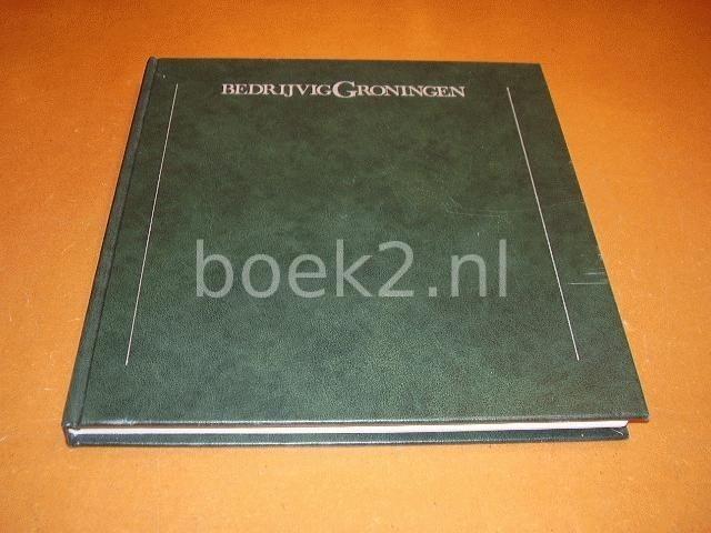 LOOMEIJER, DR. FRITS R. - Bedrijvig Groningen. Ontwikkeling van een ondernemend gewest.