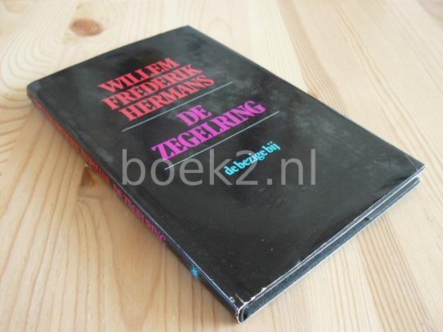 HERMANS, WILLEM FREDERIK - De zegelring
