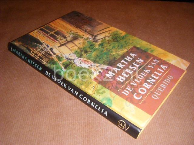 HEESEN, MARTHA - De vloek van Cornelia.
