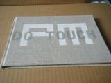 P M [Piet Mondriaan] Do Touch