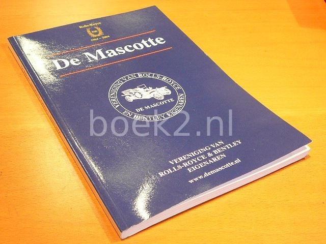 REDACTIE - De Mascotte - 2004 Jaargang 14 nummer 1
