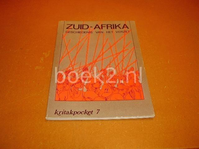 Zuid-Afrika, geschiedenis v...