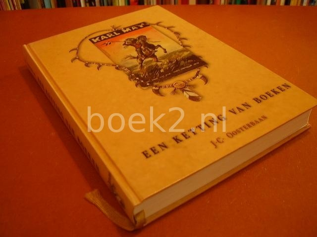 Een ketting van boeken