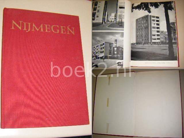 ELEMANS, JAN (TEKST) - Nijmegen. City under the imperial Crown