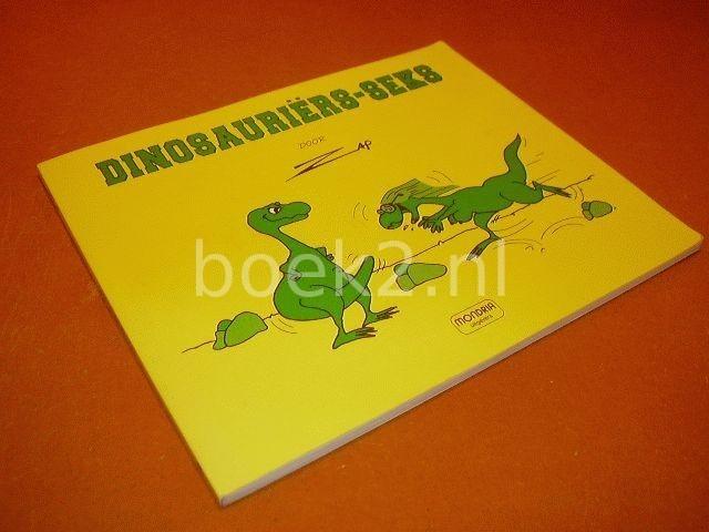 ZAP (ZAPPAROLI, VINCENZO) - Dinosauriers-seks