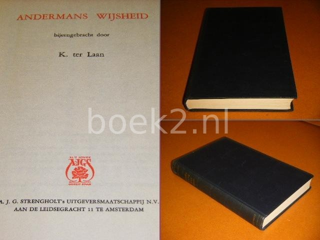 Andermans Wijsheid.