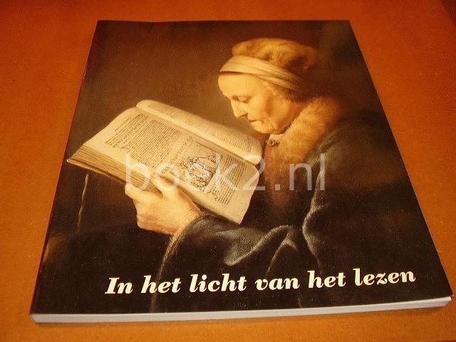 SNETHLAGE, HENRIETTE FUHRI. - In het licht van het lezen. De rol van het boek in de beeldende kunst.