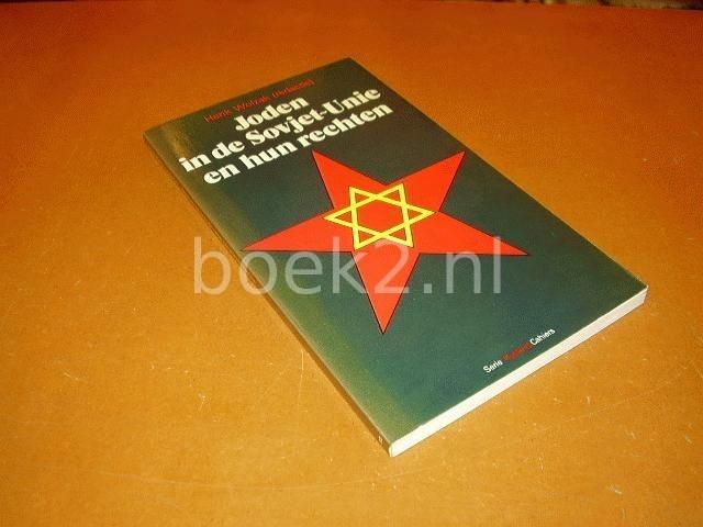WOLZAK, HENK (REDACTIE) - Joden in de Sovjet-Unie en hun rechten, serie Rusland-Cahiers