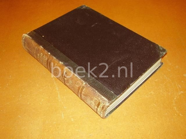 KLOOS, WILLEM - Veertien jaar literatuur-geschiedenis 1880-1893