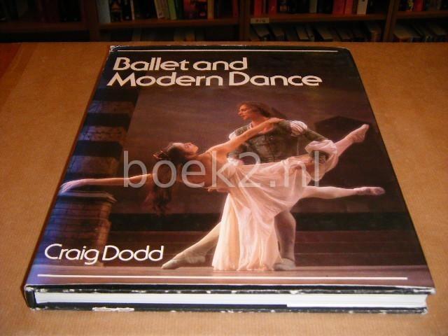 DODD, CRAIG - Ballet and Modern Dance.