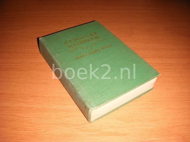 A Chaucher Handbook