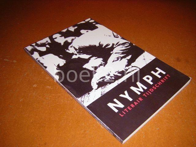 REDACTIE - Nymph literair tijdschrift, de laatste Nymph