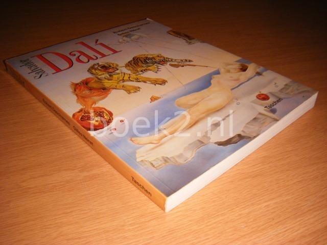 DESCHARNES, ROBERT, GILLES NERET - Salvador Dali 1904-1989