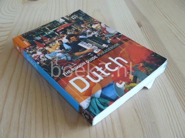 EDITORS - The rough guide phrasebook Dutch