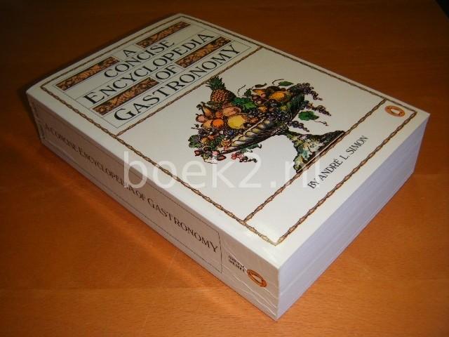 A concise encyclopedia of g...