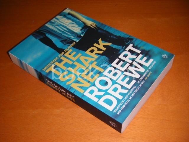 ROBERT DREWE - The Shark Net. Memories and Murder