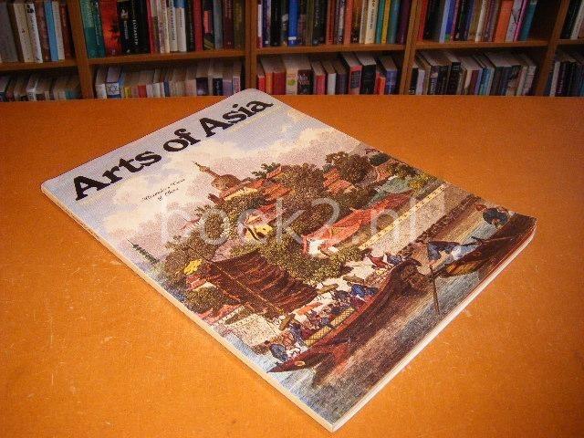 EDITORS. - Arts of Asia... september - october 1979