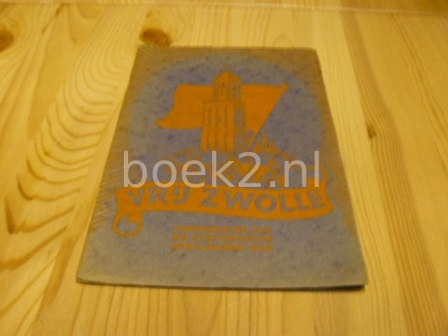 Wijnbeek, D. - Vrij Zwolle
