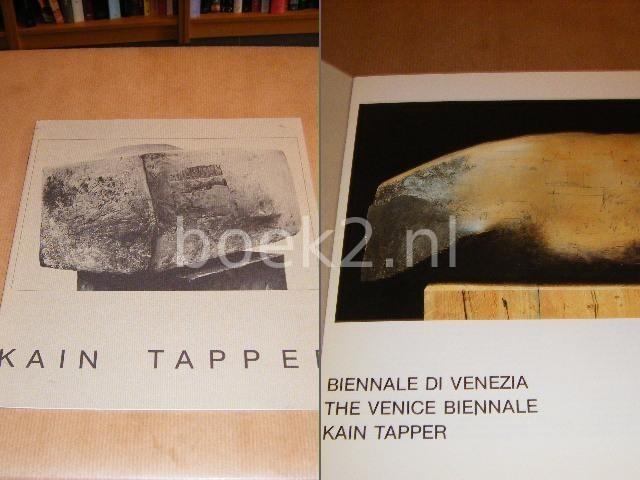 LAVONEN, KUUTTI - Kain Tapper. Biennale di Venezia Finlandia - The Venice Biennale Finland, 1984.