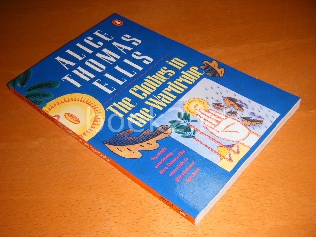 ALICE THOMAS ELLIS - The clothes in the wardrobe