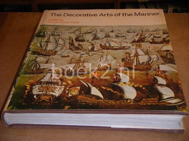 FRERE-COOK, GERVIS. (ED.) - The Decorative Arts of the Mariner.