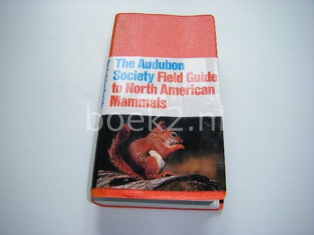 JOHN O. WHITAKER; ROBERT ELMAN - The Audubon Society Field Guide to North American Mammals