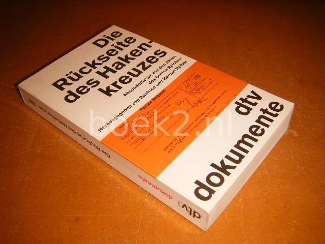 HEIBER, HELMUT & BEATRICE - Die Ruckseite des Hakenkreuzes