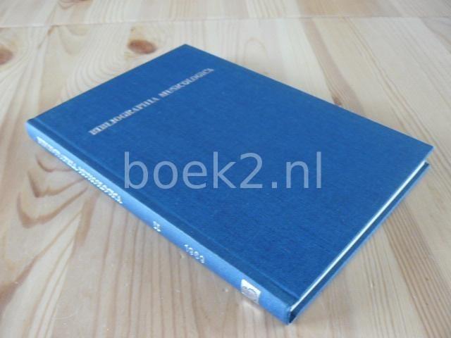 EDITORS - Bibliographia Musicologica 1969