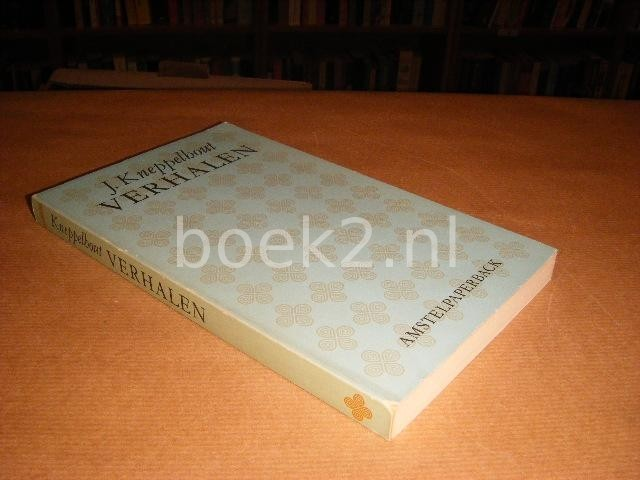 KNEPPELHOUT, J. - Verhalen [Amstelpaperback]