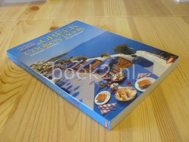 EDITORS - The Greek cookery book, 222 recipes