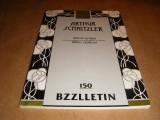 bzzlletin-nummer-150-17e-jaargang-november-1987-arthur-schnitzler