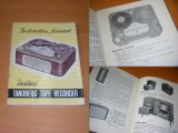 tandberg-tape-recorder-instruction-manual