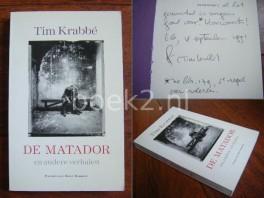 de-matador-en-andere-verhalen-gesigneerd-met-persoonlijke-opdracht