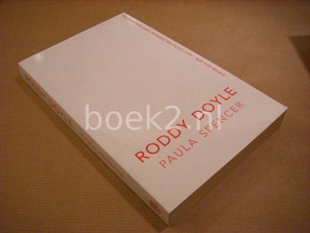 DOYLE, RODDY - Paula Spencer