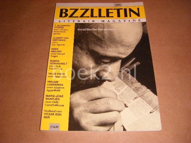 BZZLLETIN Literair Magazine...