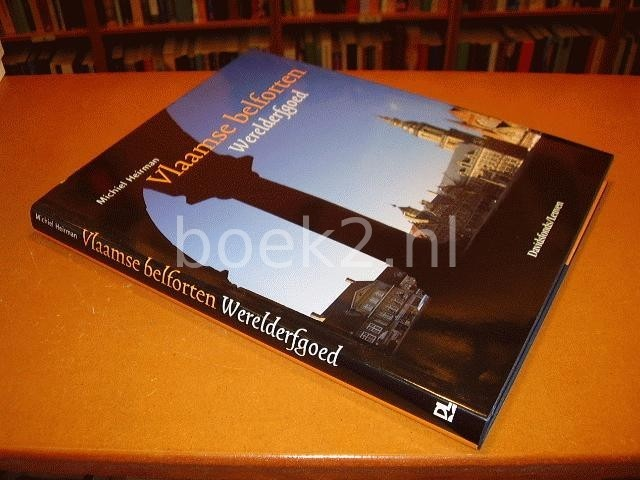 HEIRMAN, MICHIEL. - Vlaamse beloften, werelderfgoed.