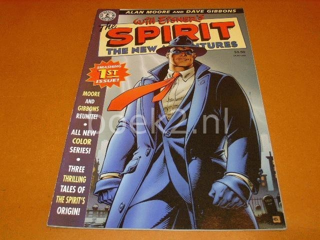 WILL EISNER'S THE SPIRIT Th...