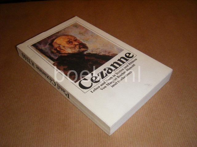 BOEHM-HUNOLD, MARGRET - Cezanne, Leben und Werk in Texten und Bildern [insel taschenbuch]