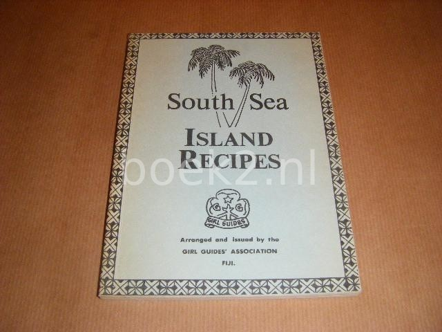 - - South Sea Island Recipies