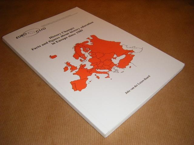 LEEUW-ROORD, JOKE VAN DER - History Changes - Facts and figures about history education in Europe since 1989