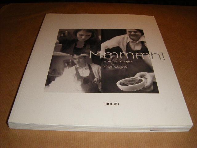 CORNET, VIRGINIE; CANNOOT, KRISTIEN (VERTALING NL) - Mmmmh - vier Smaken vier Chefs