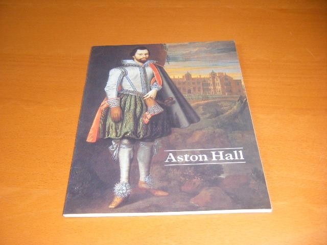 ELLIS, MARTIN. - Aston Hall. A general guide.