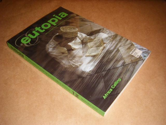 DIVERSE AUTEURS - Europia, nummer 12, December 2005