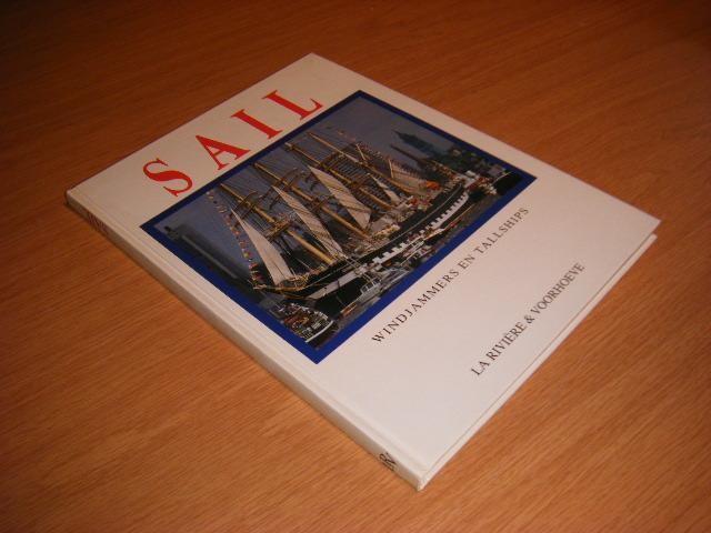 RED. - Sail - Windjammers en Tallships