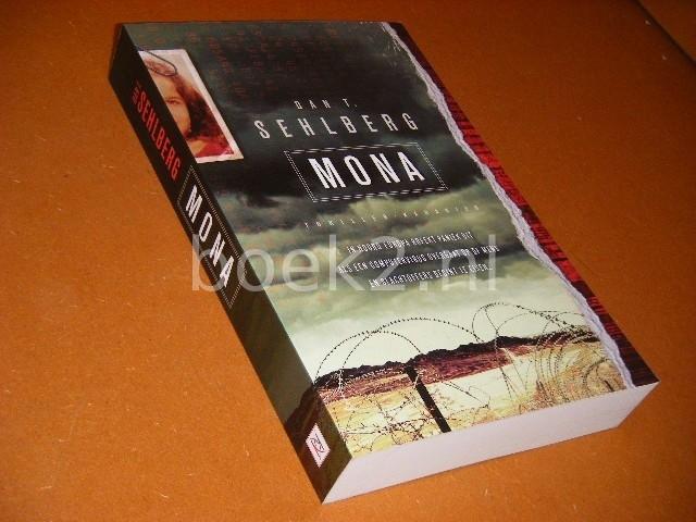 SEHLBERG, DAN T. - Mona. Thriller.