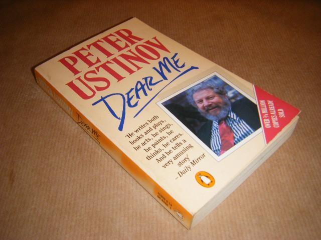 USTINOV, PETER - Dear me