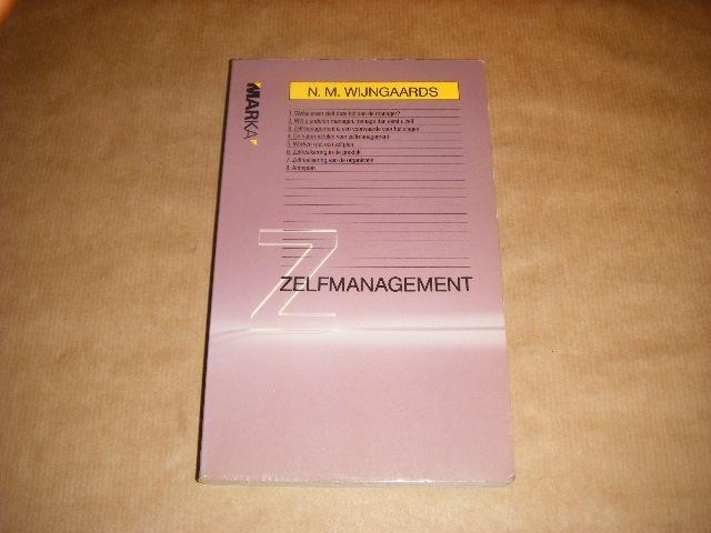 WIJNGAARDS, N.M. - Zelfmanagement